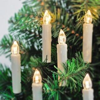 Die Led Weihnachtsbaumbeleuchtung kabellos ist von hoher Qualität im Test