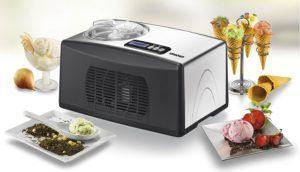 Eismaschine mit Kompressor im Test und Vergleich