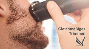 Die wichtigsten Vorteile von einem Barttrimmer Testsieger in der Übersicht