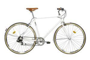 Sattel und Lenker vom Urban Bike Testsieger im Test und Vergleich