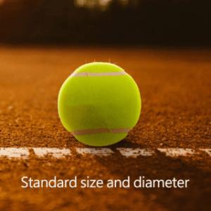 Wie lange halten Tennisbälle?