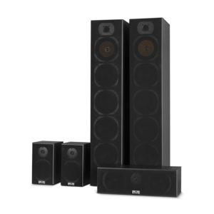 Folgende Eigenschaften sind in einem Surround Lautsprecher Test wichtig