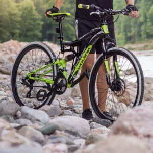 Nach diesen Testkriterien werden Mountainbike bei uns verglichen