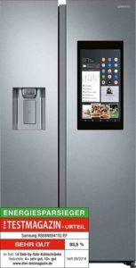 Nach diesen Testkriterien werden Side By Side Kühlschrank bei uns verglichen