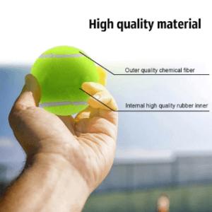 Die beste Verarbeitung der Tennisbälle im Test und Vergleich
