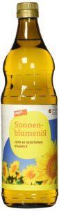 Was ist ein Sonnenblumenöl Test und Vergleich?