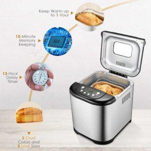 Worauf muss ich beim Kauf eines Brotbackautomat Testsiegers achten?