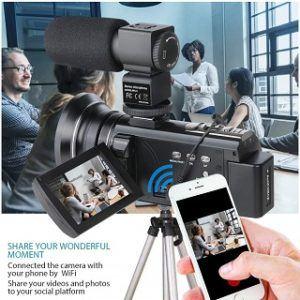 Die genaue Funktionsweise von einem Videokamera im Test und Vergleich?