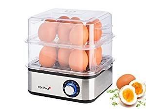 Die Handhabung vom Eierkocher Testsieger im Test und Vergleich