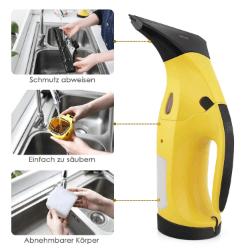 Die einfache Handhabung des Fenstersaugers im Test und Vergleich