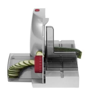 Motor und Geschwindigkeiten des Allesschneiders im Test und Vergleich