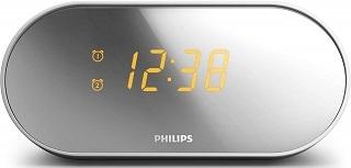 Der AJ2000 Radiowecker von Philips hat ein modernes Design im Test