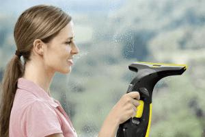Private Fenster als Anwendungsbereich bei dem Fenstersauger im Test und Vergleich