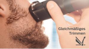 Stutzen und Trimmen mit dem Bartschneider im Test und Vergleich