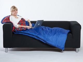 Der Schlafsack von skandika ist sehr bequem im Test und Vergleich