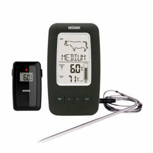 Alarmsignal von Grillthermometer im Test und Vergleich