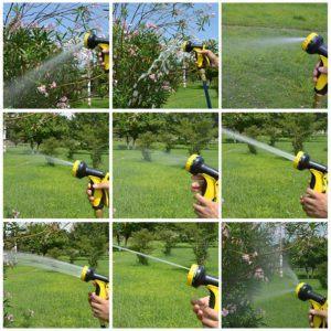 Die verschiedenen Anwendungsbereiche aus einem Gartenschlauch Testvergleich