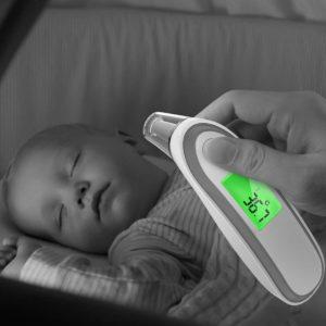Welche Arten von Fieberthermometer gibt es in einem Testvergleich?