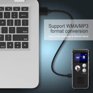 Audio-Format beim Diktiergerät im Test und Vergleich