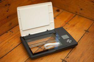 Die einfache Bedienung vom Fotoscanner Testsieger im Test und Vergleich