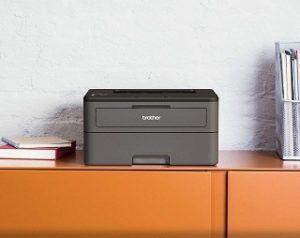 Der HL-L2375DW Laserdrucker von Brother hat viele Vorteile im Test gezeigt