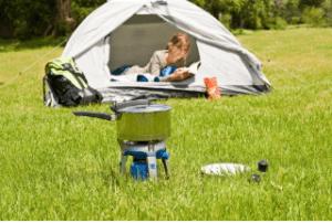 Anwendungsbereiche: auf dem Campingplatz mit dem Campingkocher im Test und Vergleich