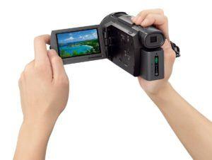 Folgende Eigenschaften sind in einem Filmkamera Test wichtig