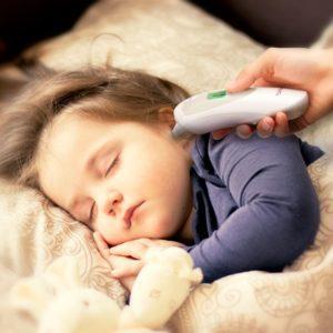 Wie lang ist die garantie bei einem Fieberthermometer Testsieger