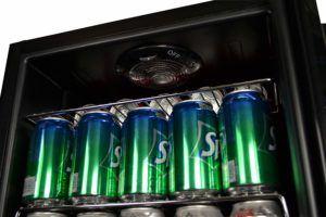 Wie lang ist die garantie bei einem Mini Kühlschrank Testsieger