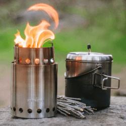 Die Geschichte des Camping-Kochers im Test und Vergleich