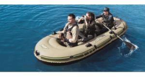 Die Geschichte des Schlauchboots im Test und Vergleich