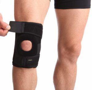 Folgende Eigenschaften sind in einem Kniebandage Test wichtig