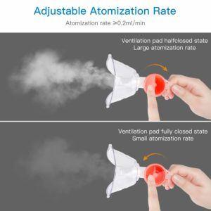 Kriterien aus einem Inhalator Test und Vergleich