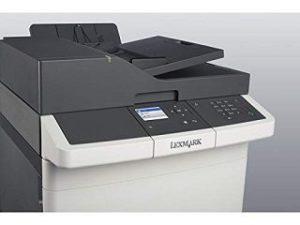 Der 28CC561 CX317dn Laserdrucker von Lexmark hat sich sehr gut im Test gezeigt