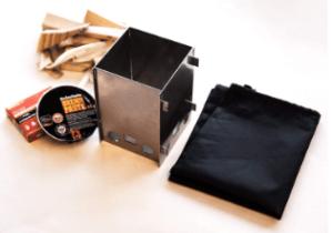 Der Mini-Hobo-Kocher als Art des Campingkochers im Test und Vergleich
