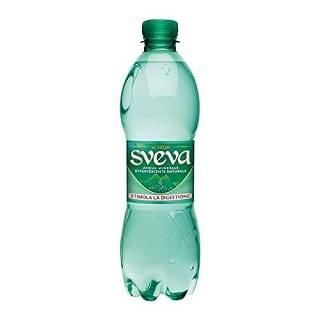 Das Mineralwasser von SVEVA ist von hoher Qualität im Test