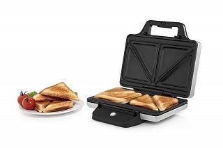 Der LONO Sandwichmaker von WMF ist sehr stabil im Test