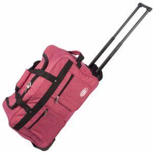 Wie funktioniert eine Reisetasche mit Rollen im Test und Vergleich?