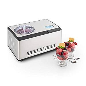 Eismaschine mit Kompressor Testsieger im Internet online bestellen und kaufen