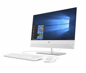 Welche Arten von All In One PCs gibt es in einem Test?