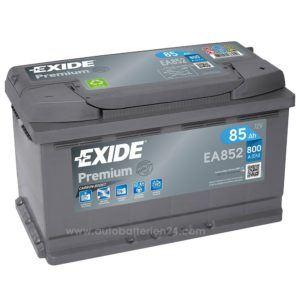 Welche Arten von Autobatterie gibt es im Testvergleich