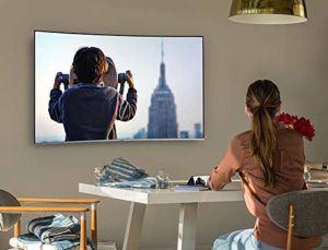 Welche Arten von Curved TV gibt es im Test und Vergleich