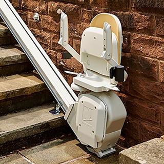 Welche Arten von Treppenlift gibt es in einem Test?