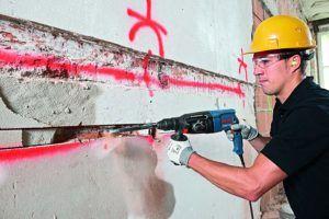 Hydraulischer Bohrhammer im Test und Vergleich