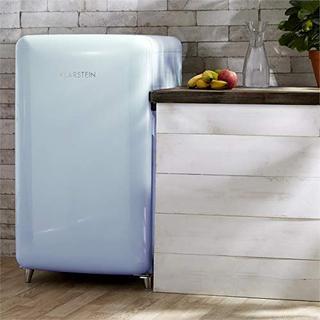 Wie viel Euro kostet ein Retro Kühlschrank Testsieger im Online Shop?