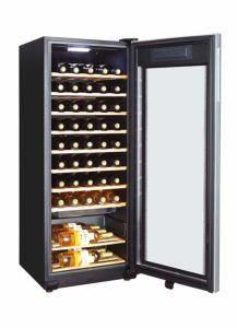 Die Luftfeuchtigkeit im Weinkühlschrank im Test und Vergleich