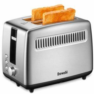 Material des Toasters im Test und Vergleich