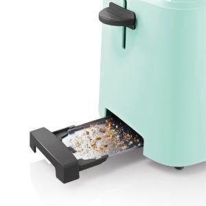 Reinigung als Bewertungspunkt bei Toaster im Test und Vergleich