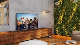 Der OLED Fernseher von Samsung sieht sehr schön aus im Test