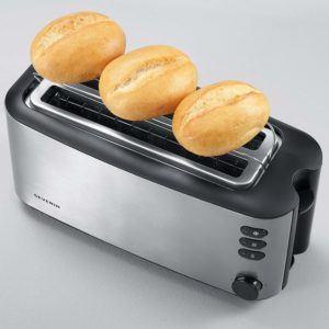 So werden Toaster im Testvergleich getestet